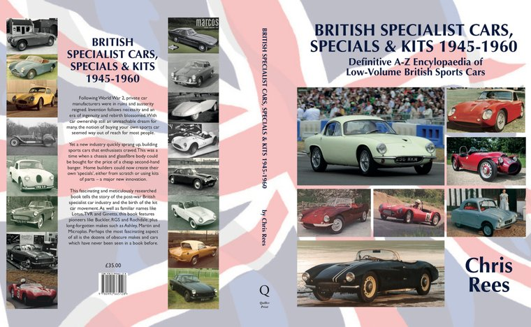 British Specialist Cars 1945-1960, kit cars